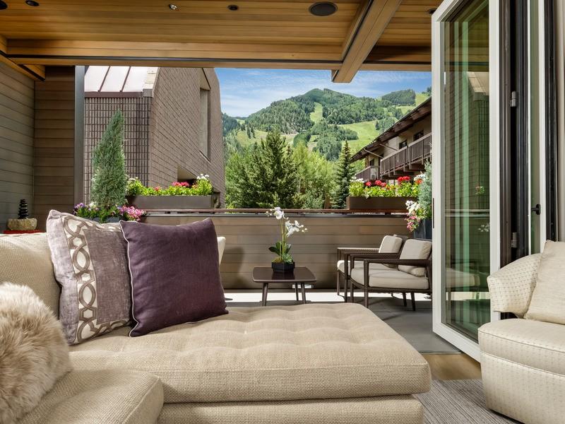 Aspen luxury rental