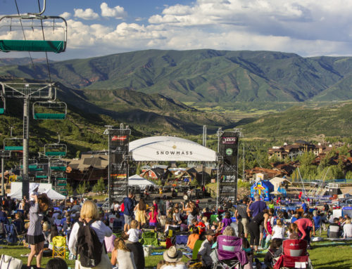 Aspen Snowmass Free Music All Summer Long!